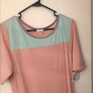 Brand new color block Julia dress